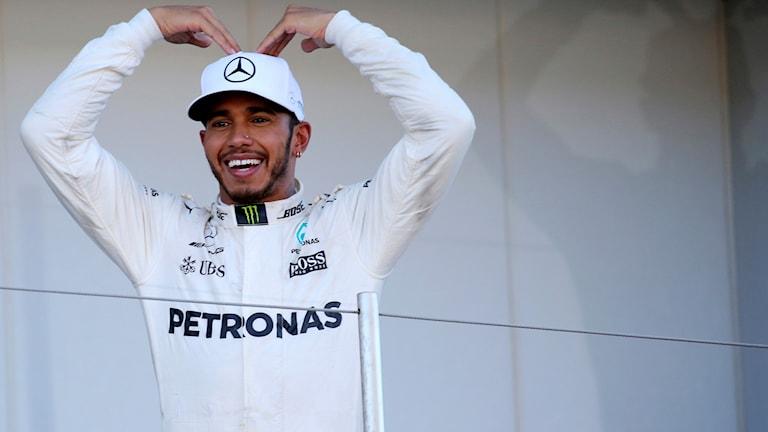 Lewis Hamilton kommer allt närmare en ny VM-titel.