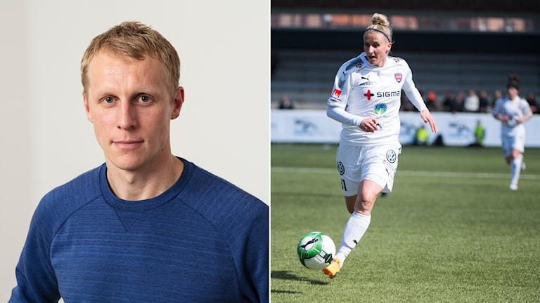 Richard Henriksson, Radiosportens fotbollsexpert.
