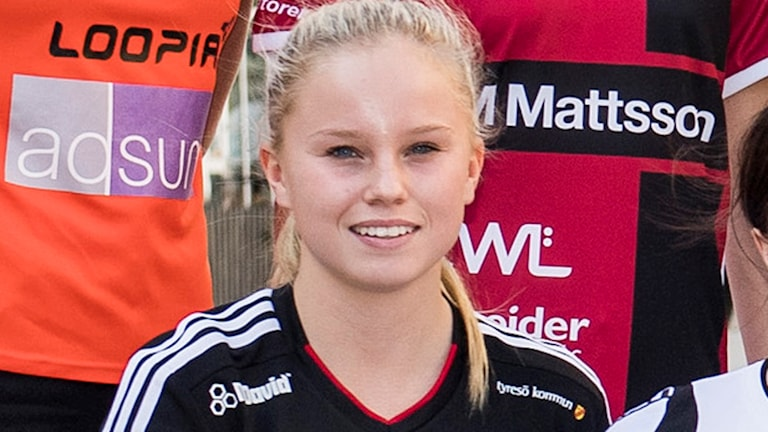 Lisa Carlsson.
