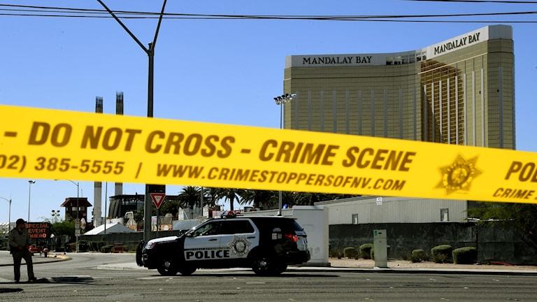 Las Vegas-massakern