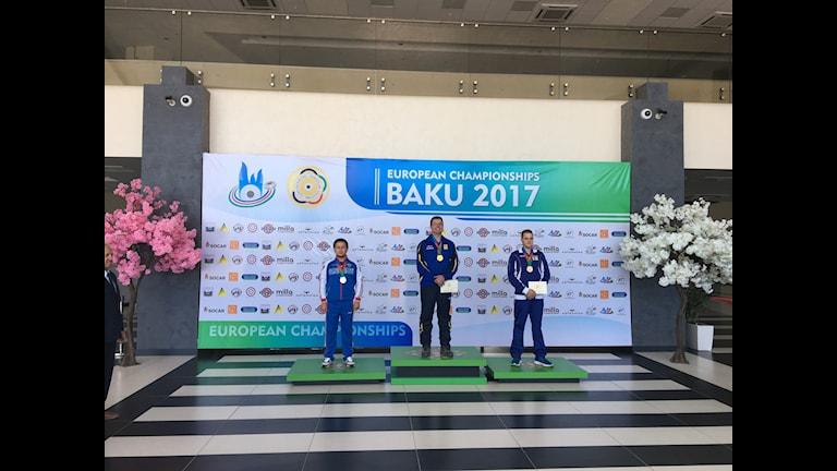 EM i Baku.