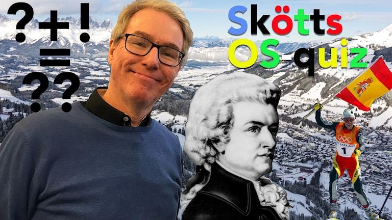 Bengt Skötts OS-quiz