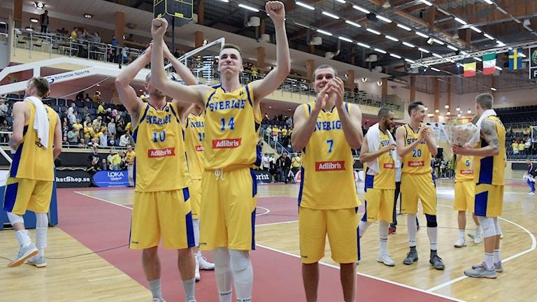 Sveriges basketherrar