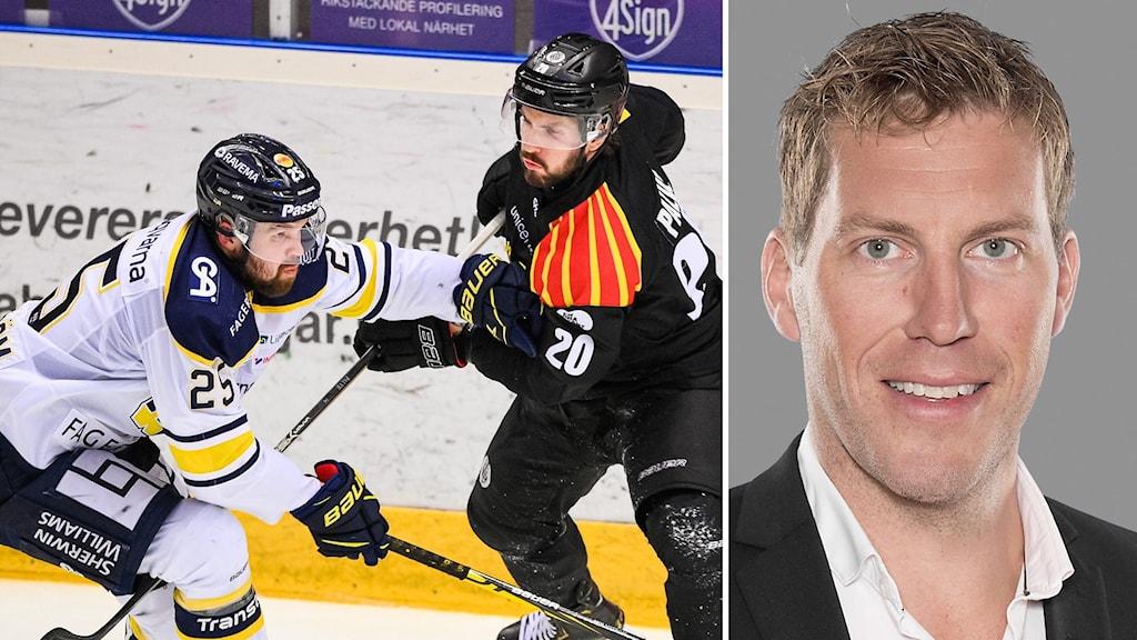 Brynäs och HV71 går en kamp om SHL-platsen, och miljoner.