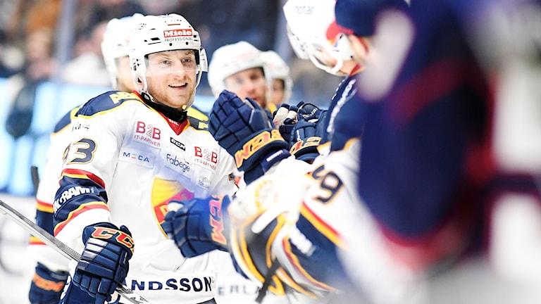 Linus Hultström målskytt mot Linköping.