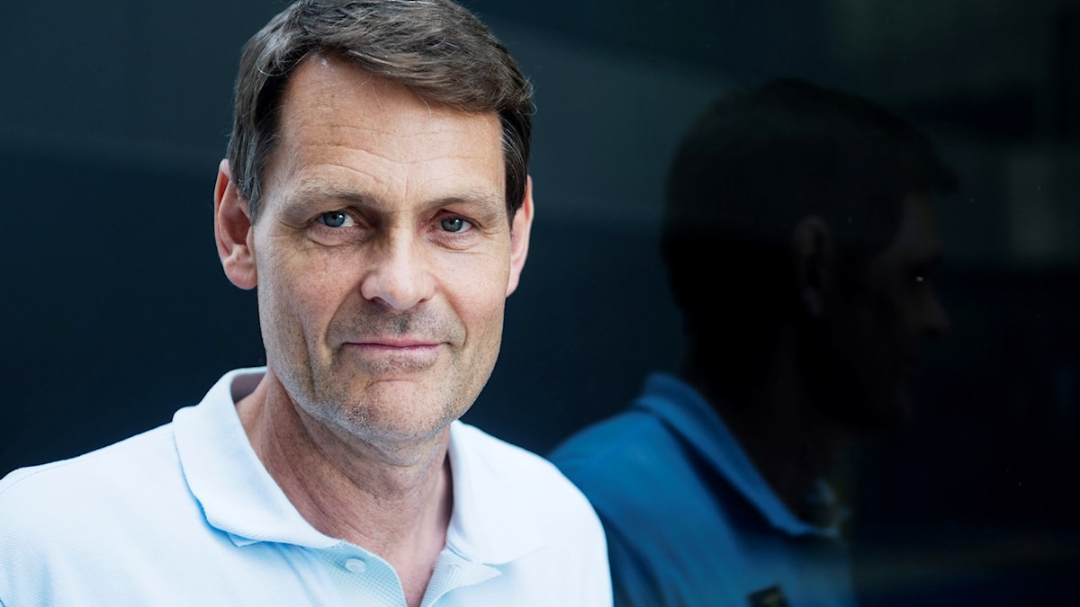 Peter Reinebo, verksamhetschef Sveriges olympiska kommitté.