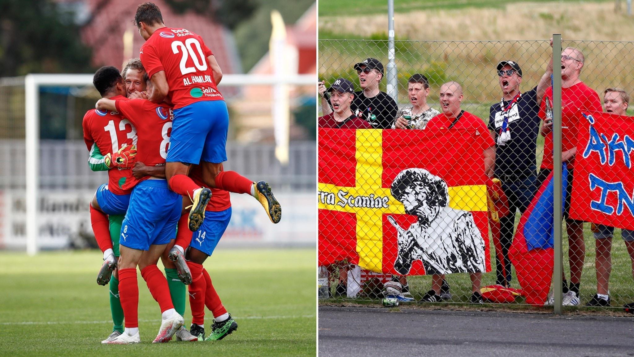 Allsvenska kollen: Målvakten räddade Helsingborg med nickmål
