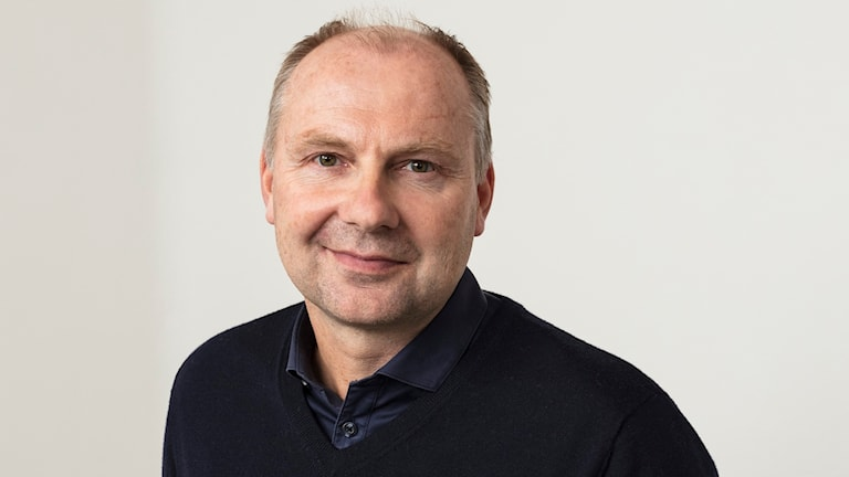 Radiosportens fotbollsexpert Håkan Mild.
