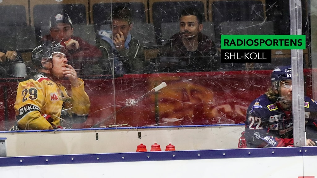Erik Gustafsson fick matchstraff. Foto: TT
