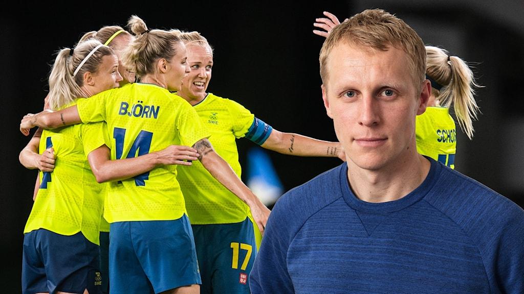 Fotbollsexpert Richard Henriksson