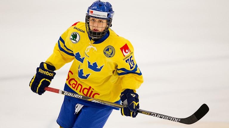 Damkronornas Hanna Olsson