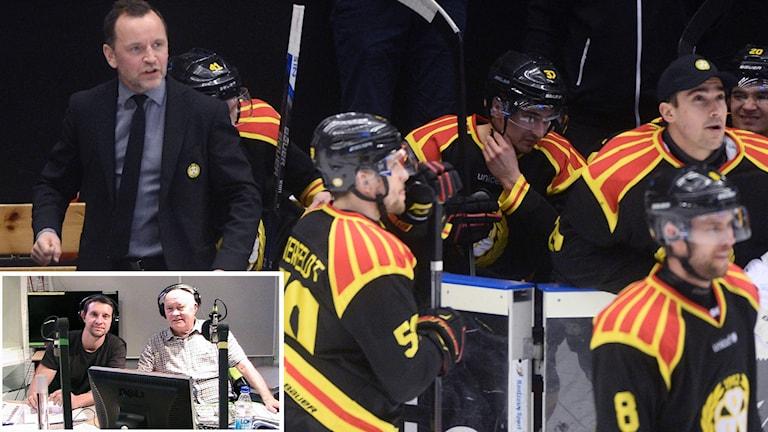 """Thomas """"Bulan"""" Berglund har gjort Brynäs till ett roligare lag."""