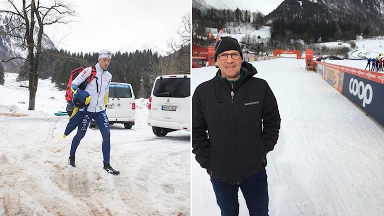 Tour de Ski avslutas i tyska Oberstdorf och i italienska Val di Fiemme.