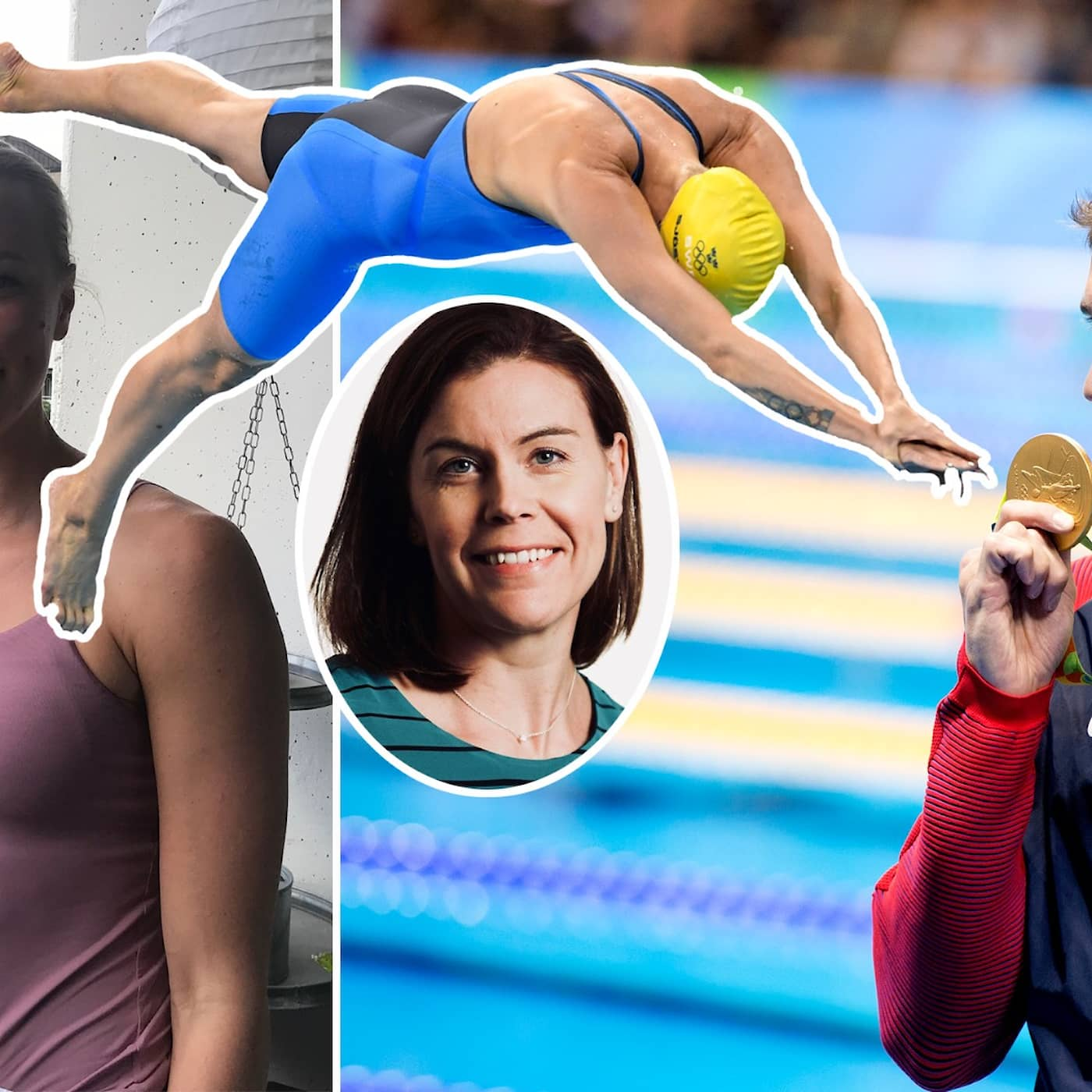 Simningens 10-tal: Sarah Sjöström ger sin syn på utvecklingen