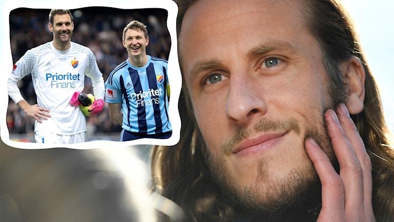 Jonas Olsson valde Djurgården efter samtal med Andreas Isakosson och Kim Källström.