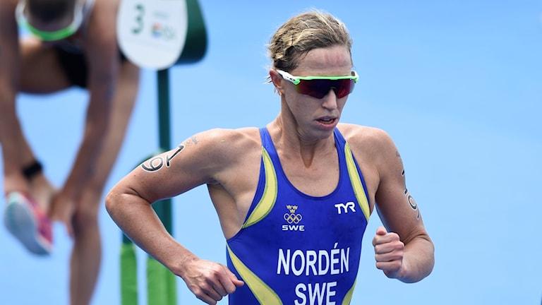 Lisa Nordén.