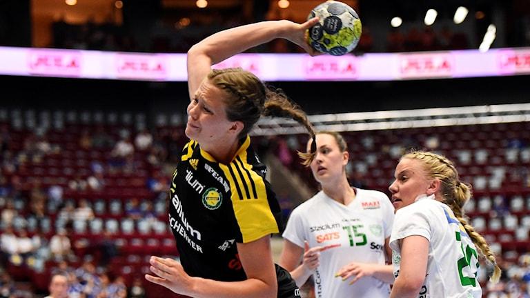 Sävehofs Olivia Mellegård är uttagen i EM-truppen.