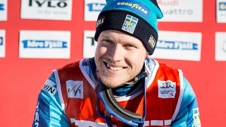 Victor Öhling Norberg.