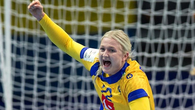 Hanna Blomstrand.
