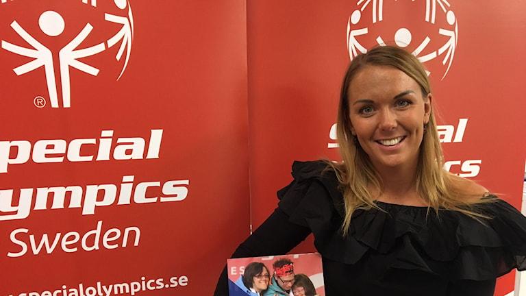 Linnea Björndahl Special Olympics Sverige har ansökt om Special Olympics World Winter Games 202