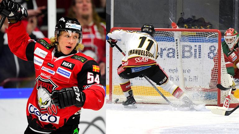 Malmö vände och Luleå förlorade.