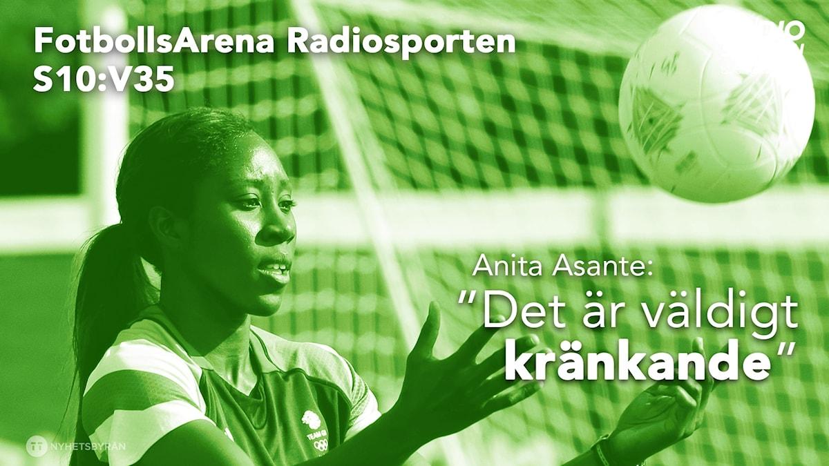 Anita Asante.