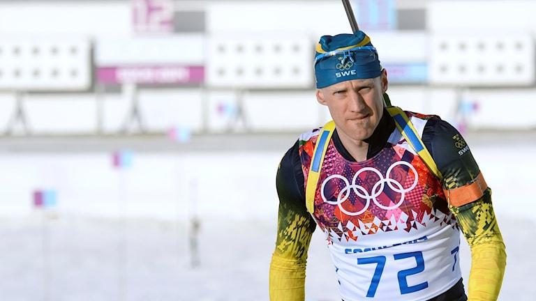 OS 2014 Carl Johan Bergman. Maja Suslin / TT