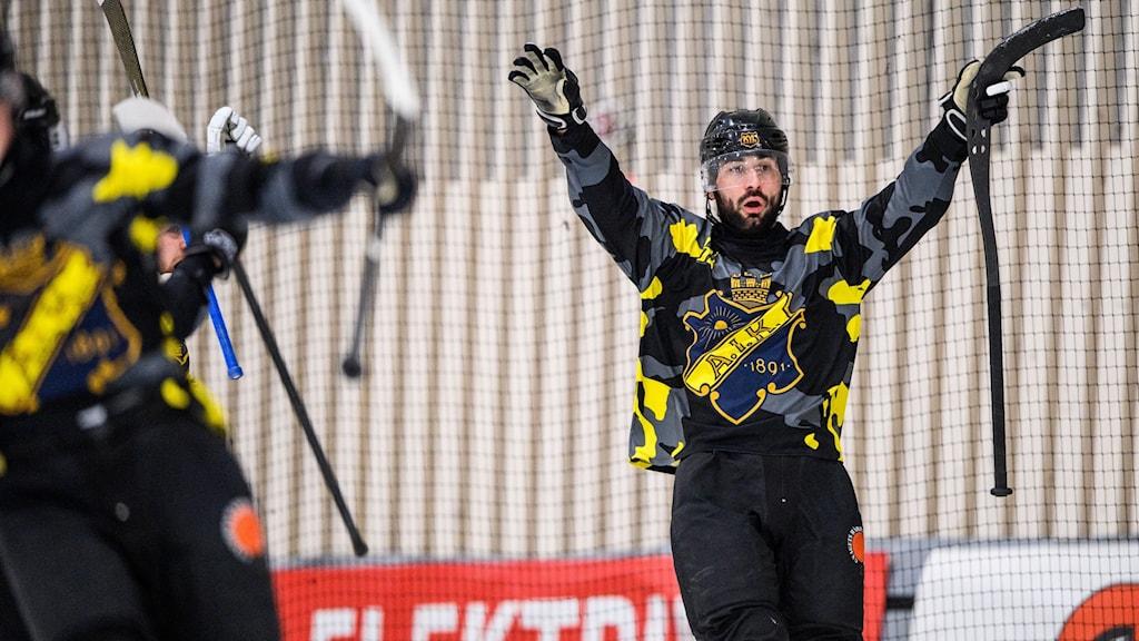 Alan Dzhusoev, AIK.