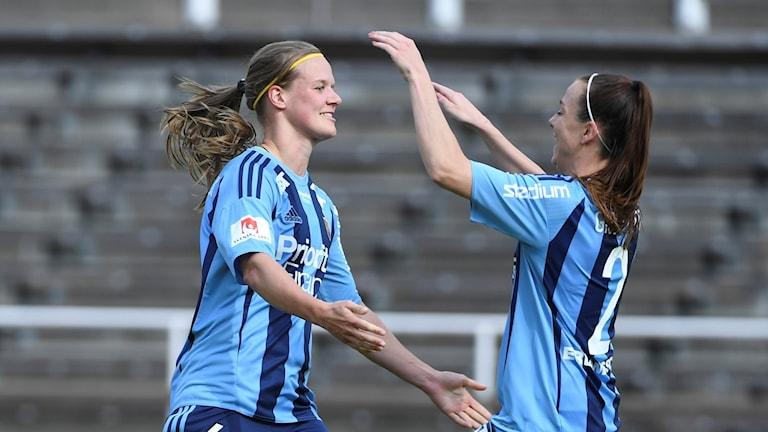 Djurgården vann derby