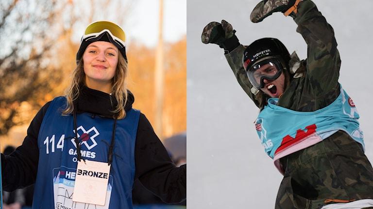 Emma Dahlström och Henrik Harlaut.