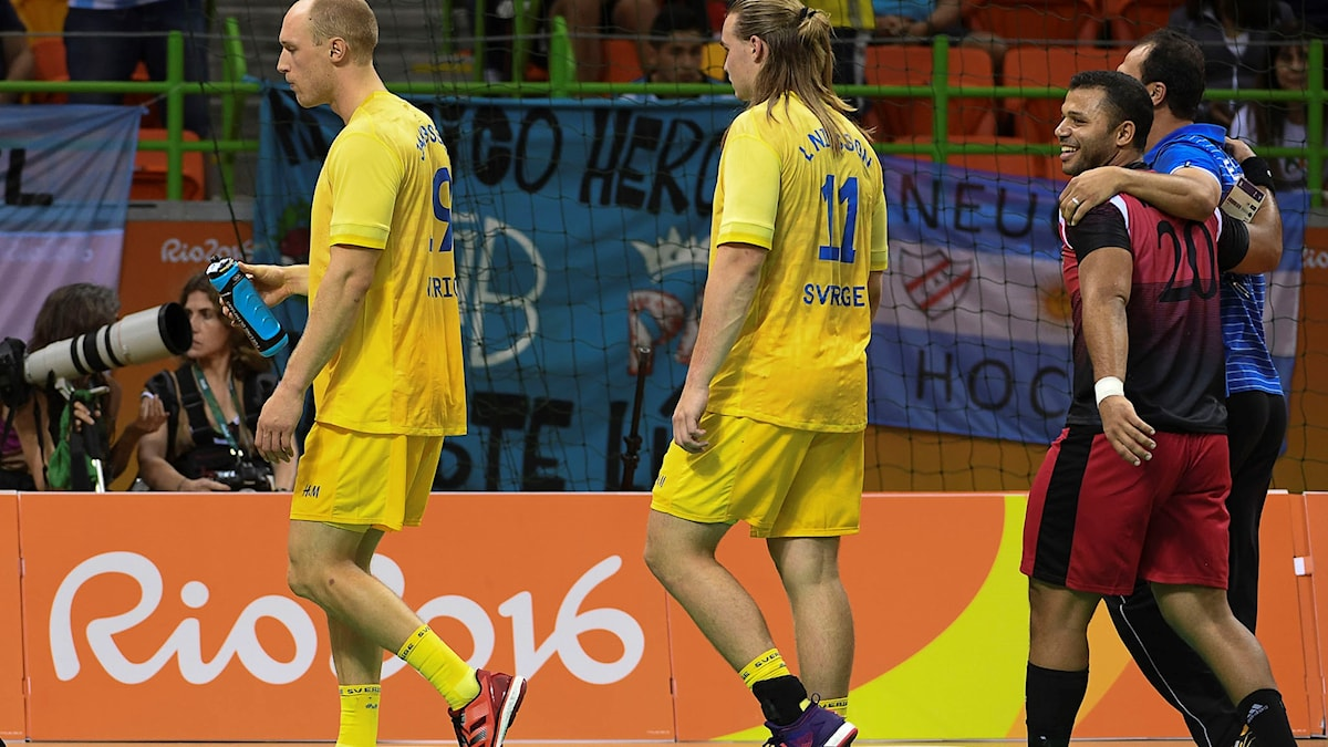 Svenska spelare deppar.
