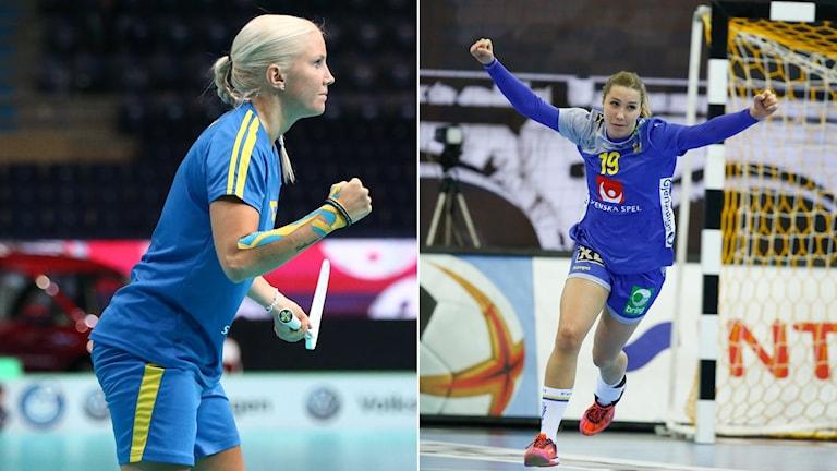 Innebandy och handboll i Sportextra.