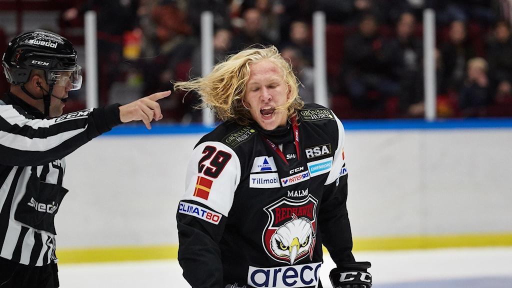 Marcus Sylvegård.