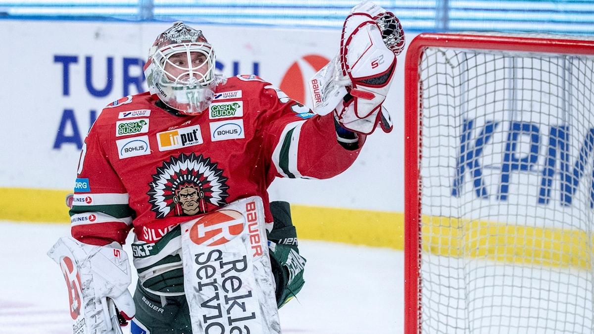 Frölundas Johan Gustafsson