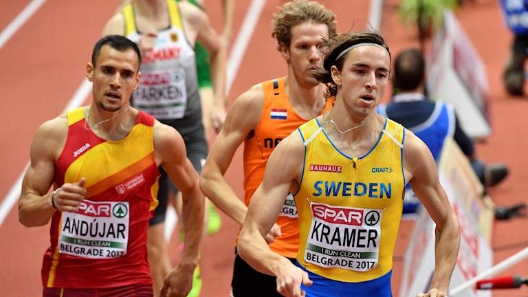 Andreas Kramer.