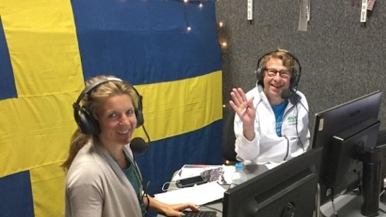 Radiosportens OS-studio