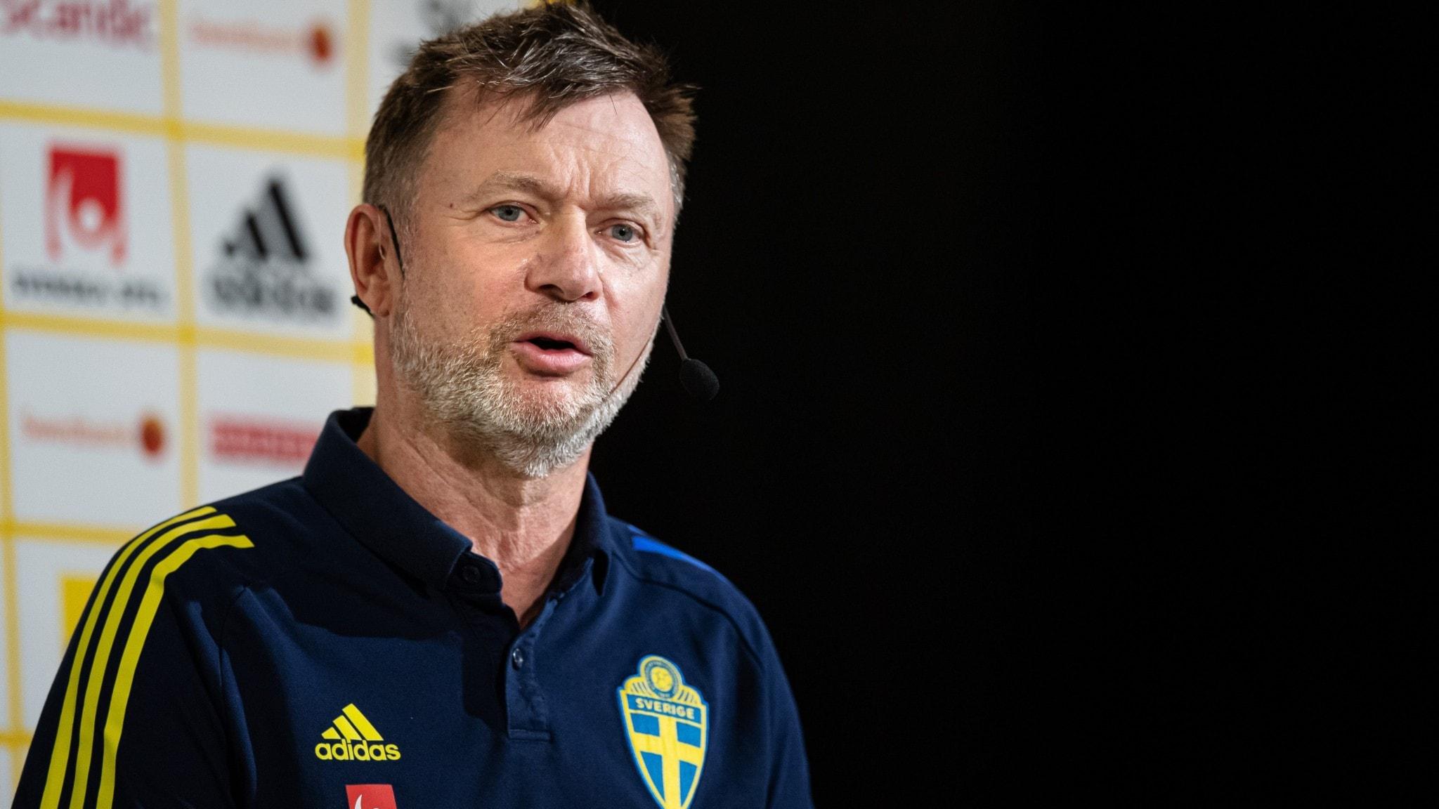 """Gerhardsson: """"Hade hoppats på bättre tider"""""""