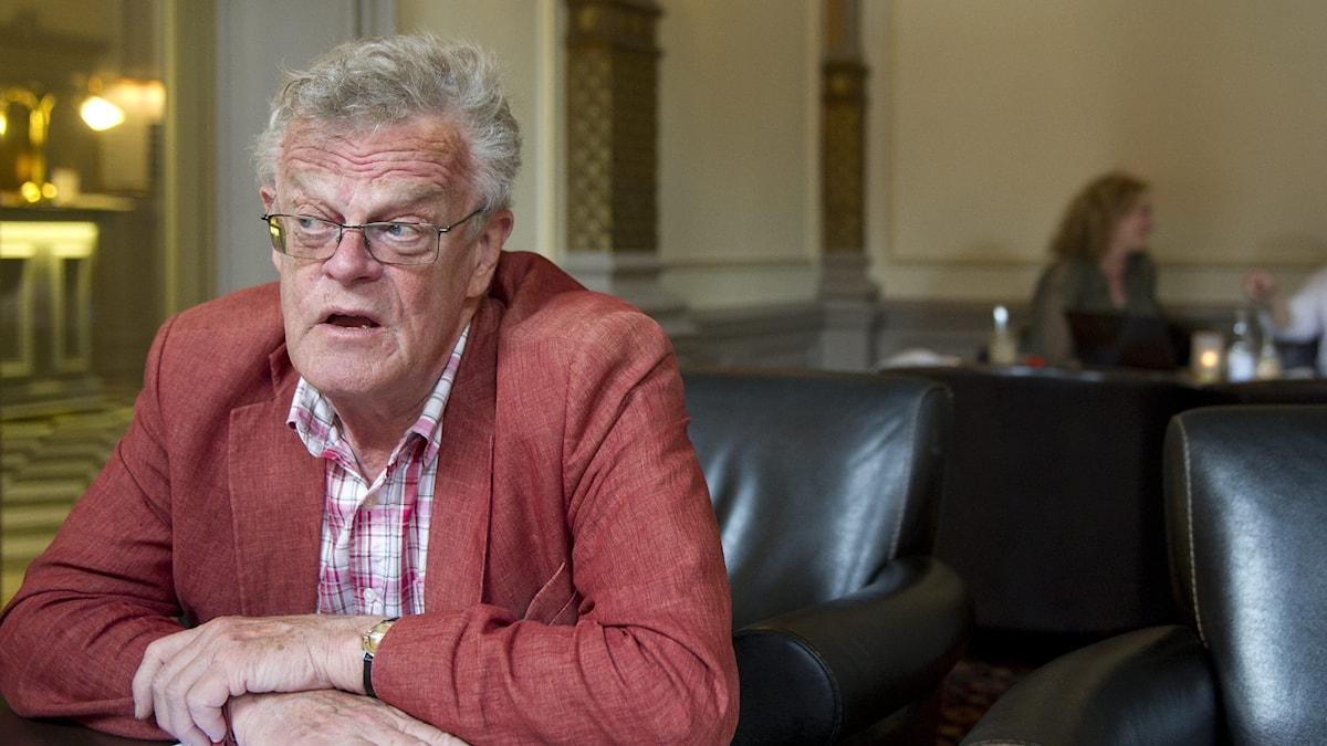 Björn Eriksson, ordförande för Riksidrottsförbundet (RF).