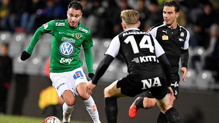 Jönköpings Södra och Örebro spelade oavgjort.
