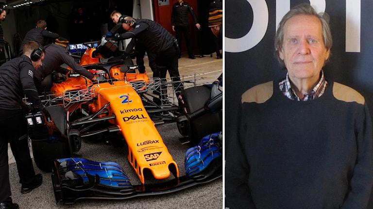 Det är dålig stämning i McLaren, skriver Fredrik af Petersens i sin blogg.