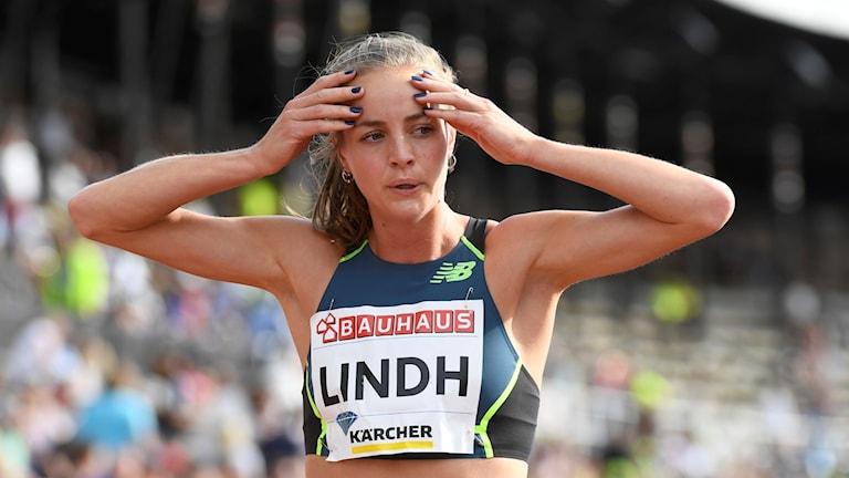 Lovisa Lindh.