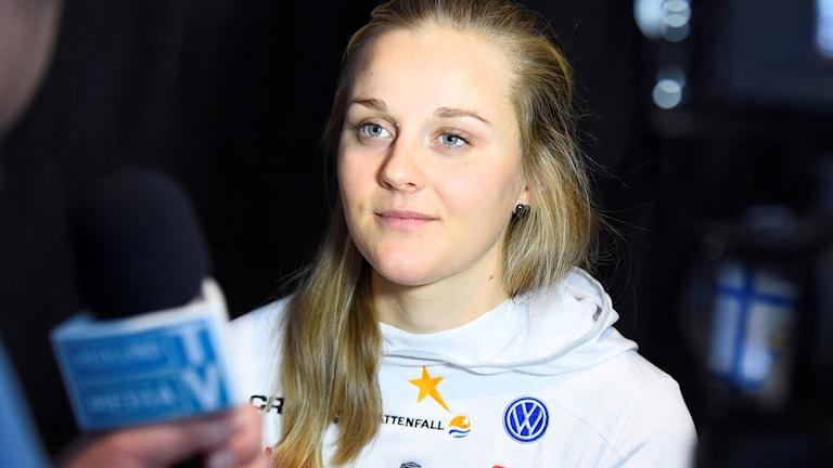 Stina Nilsson står över Tour de Ski.