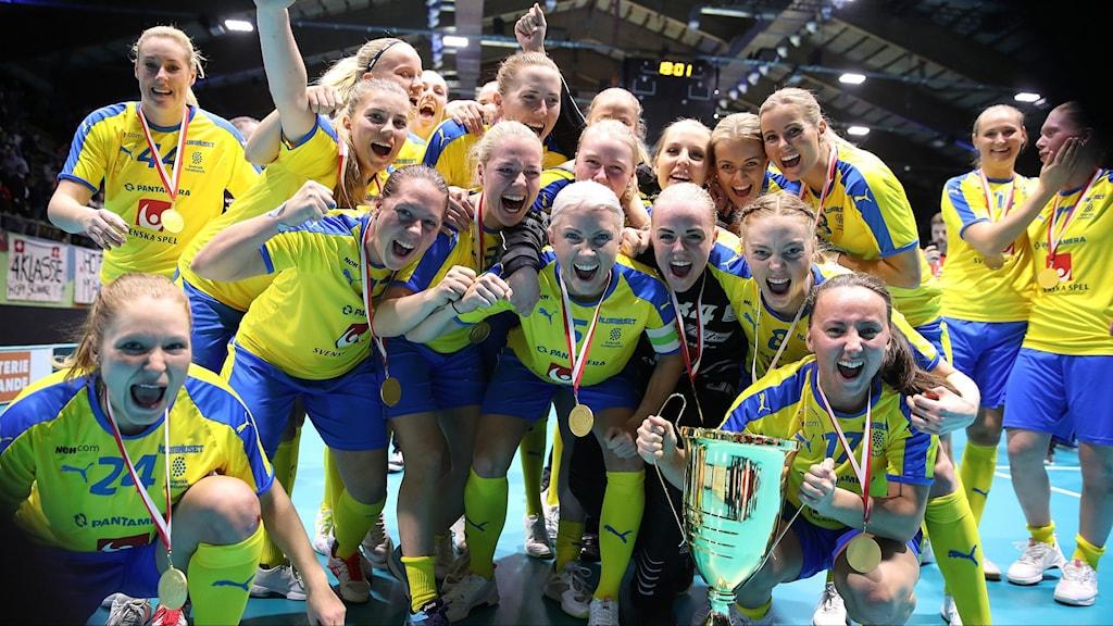 Sverige tilldelas innebandy–VM 2024, som avgörs i Malmö.