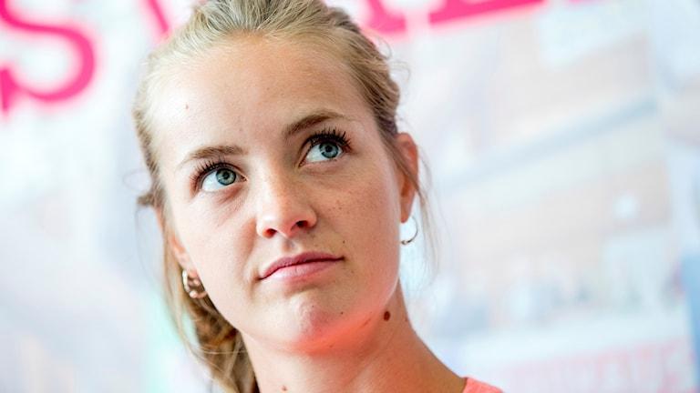 Lovisa Lindh tvingades ställa in resten av säsongen på grund av skada.