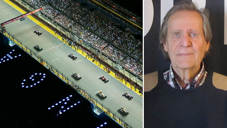 Fredrik af Petersens om startordningskaoset inom F1.