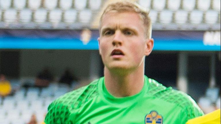 Tim Erlandsson ersätter Patrik Carlgren.