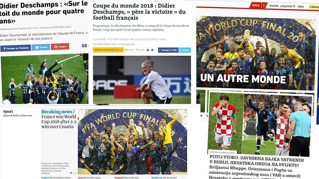 Collage: SR