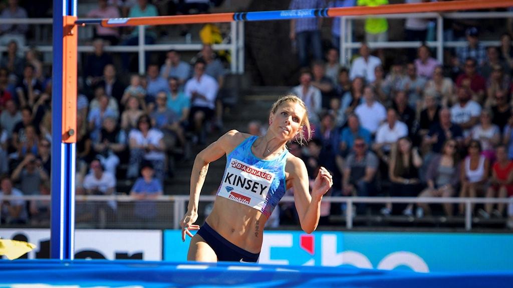 Erika Kinsey.