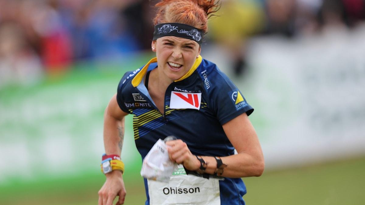 Karolin Ohlsson.