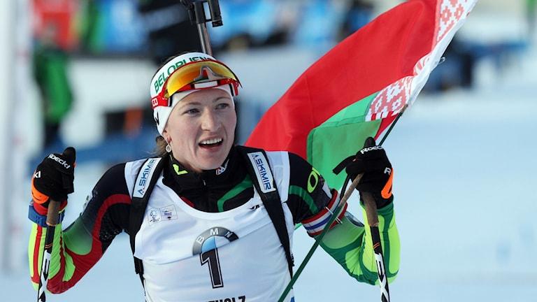 Darja Domratjeva siktar på en snabb comeback.